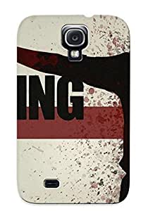 2cc2f195236 pc hard Case Skin Protector For Galaxy S4 The Walking Dead With Nice Appearance For Lovers Gifts