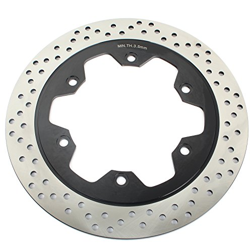 TARAZON Front Brake Rotor Disc for Honda VT 750 Shadow ACE AERO SPIRIT DELUXE 97-07 /CAGIVA Canyon 500 600 Elefant ()