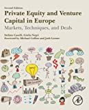 img - for Private Equity and Venture Capital in Europe: Markets, Techniques, and Deals book / textbook / text book