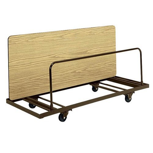 Correll T282 Truck for Rectangular Folding Tables upto 72