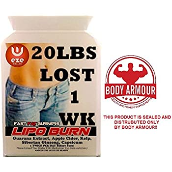 Amazon.com: STRONGEST WEIGHT LOSS PILLS NO1 FAT BURNERS