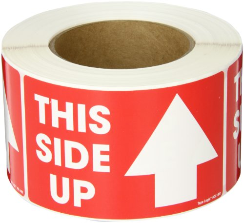 Tape Logic DL1481 Shipping and Handling Label, Legend