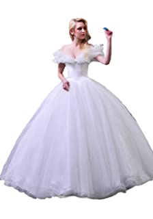 Vnaix Ball Gown Royal Blue Princess Cinderella Quinceanera Dresses 9b51dd785171