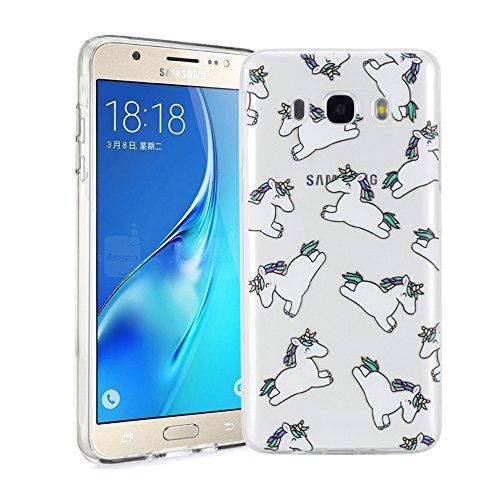 59 opinioni per Cover Samsung Galaxy J5 2016 SM-J510F Silingsan Cover in Silicone TPU per