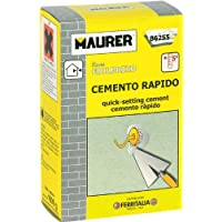 MAURER 14010305 Edil Cemento Rápido (Caja 1 kg.)
