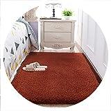 Simple Modern Thicken Lamb Velvet Rug Bedside Bedroom Soft...