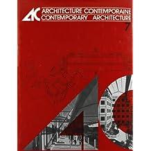 Architecture contemporaine, tome 7: 1985-1986 / Contemporary Architecture, Vol. 7: 1985-1986