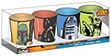 Star Wars 21997 4 Pack Lenticular Cup Set