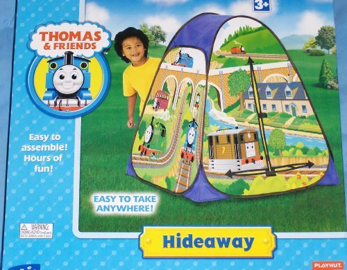 Thomas the Train Tank Engine & Friends Play Hut Tent Hut Hideaway