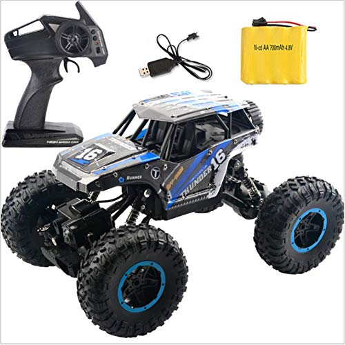 waterfaill RC Car, Remote Control Car, 2.4Ghz 4WD RC Car Monster Truck, High Speed ​​Off-Road Remote Control Car Race…