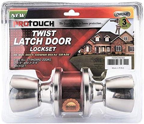 Bullet shaped door lock knob pull stem bullet door lock pull knob bullet knob