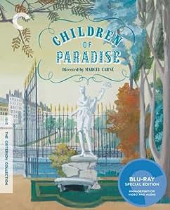 Children of Paradise (Criterion) / Les enfants du paradis (Criterion) (Bilingual) [Blu-ray]