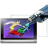 【LIHOULAI】Lenovo YOGA Tablet 2-830L,TABLET 2-830F,Tablet 2-851F 8インチ専用液晶保護強化ガラスフィルム 硬度9H [並行輸入品]