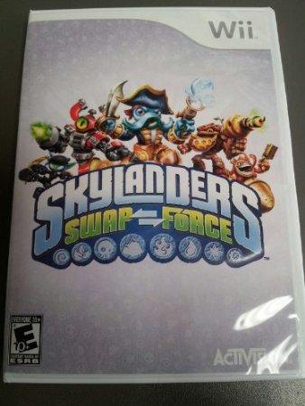 Wii Skylanders Swap Force (GAME ONLY) -