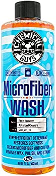 Chemical Guys Microfiber Wash Cleaning Detergent 16 oz