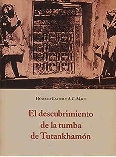Tumba de tutankhamon, la ((2) Destinolibro): Amazon.es: Carter, Howard: Libros