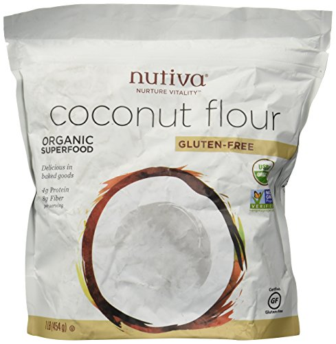 Nutiva 139001 Organic Coconut Flour
