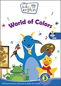 World Of Colors by Walt Disney Video