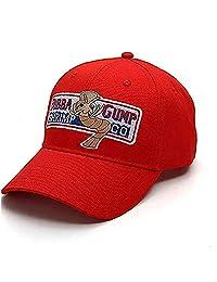 Adjustable Bubba Gump Baseball Cap Shrimp Co. Embroidered Bend Brimmed Hat