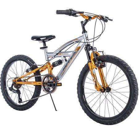 Huffy® 20 DS 2000 ボーイズ メタロイドバイク シルバー   B07DVJC8PN