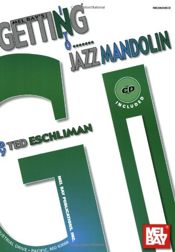 Getting into Jazz Mandolin