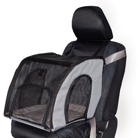 Dog Car Seats – Travel Safety Carrier Pet Car Seat – Small Review