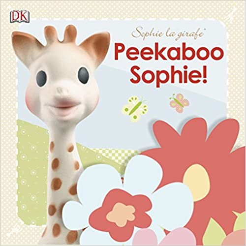 Peekaboo Sophie! Sophie la girafe