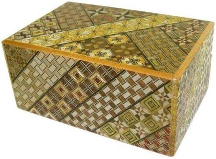 Yosegi Pattern 5 Sun 12 Step - Puzzle japonés: Amazon.es: Juguetes ...