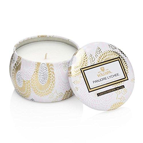 Voluspa 072164 Decorative Tin Candle
