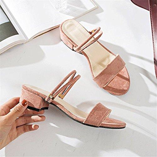 Shoes Adorab Chaussures Talon Chausson Sandales Pantoufles rrf1qdwBO
