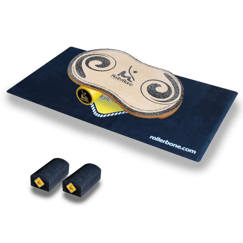 Roller Bone 1.0Classic Set + Bricks + Carpet/Balance board RollerBone