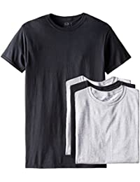 Fruit of the Loom Men's  Crew T-Shirt(Pack of 4)