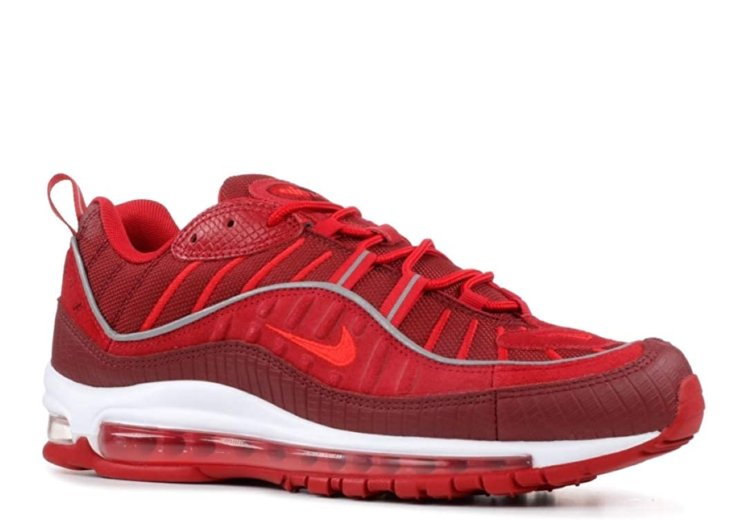 Nike Air Max 98 Se Men's Shoes (9) Team Red Habanero AO9380 600