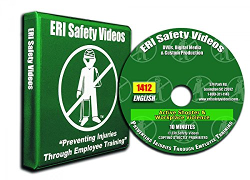 ERI Safety Videos - Active Shooter & Workplace Violence, DVD, English ()