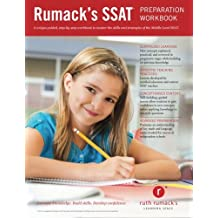 Rumack's SSAT Preparation Workbook: Study guide and practice questions to master the Middle Level SSAT