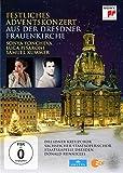 Festl.Adventskonzert 2015 Dresdner Frauenkirche [Blu-ray]