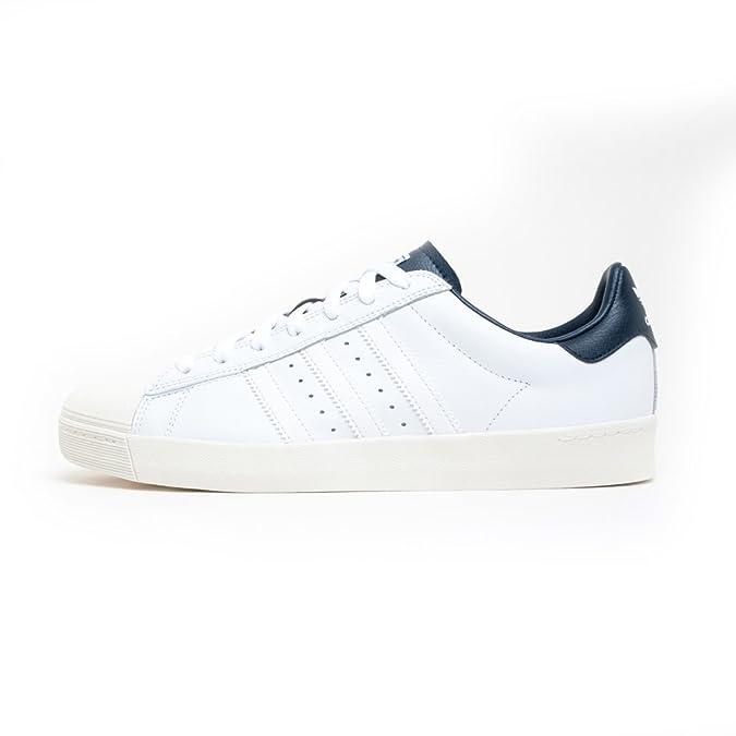 adidas Originals Superstar VULC ADV, ftwr white ftwr white