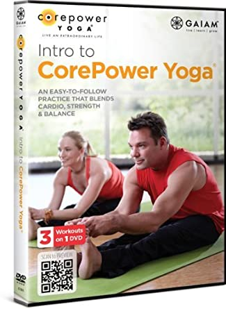 Amazon.com: Core Power Yoga for Beginners [DVD] [Region 1 ...