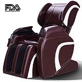Giantex Electric Full Body Massage Chair Recliner Shiatsu 22...