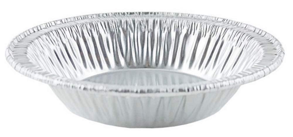 Pactogo 4'' Aluminum Foil Tart Pan 7/8'' Deep - Disposable Mini Baking Pie Tins (Pack of 500) by PACTOGO (Image #4)