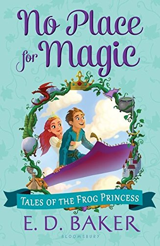 No Place for Magic (Tales of the Frog Princess)