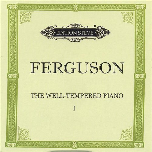 Well-Tempered Piano 1