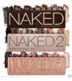 New Urban NAKED DECAY Makeup Decay Eye Shadow Naked #1 Palette