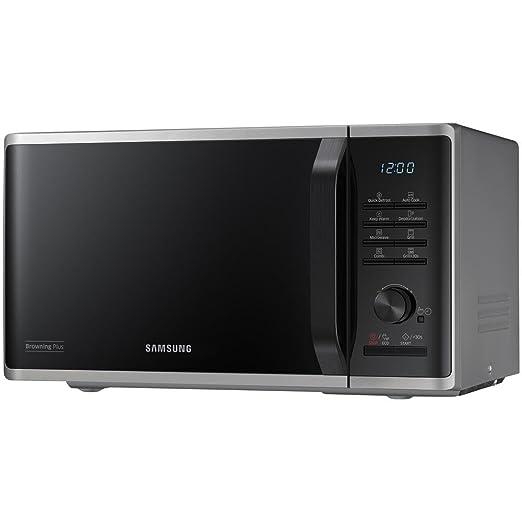 Samsung Horno a microondas grill mg23 K3515as a Independiente rápida Defrost Capacidad 23 lt: Amazon.es: Hogar