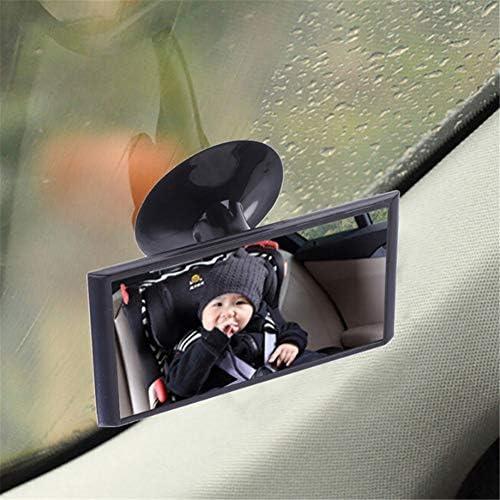 ZYEZI Baby Auto Spiegel Achteruitrijdend Auto Kinderzitje Verstelbare Spiegel Voor Ouders Reizen Met Jonge Kinderen