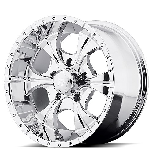 (Helo HE791 Chrome Wheel - (15x8