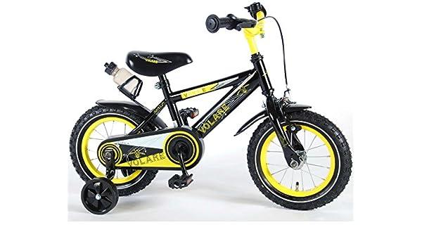 buynext24 12 Pulgadas Bicicleta Infantil niño con ruedines Volare ...