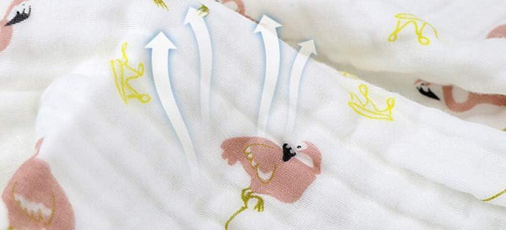 C Lesirit Baby Washcloths Cotton/Baby Toddler Face Towel Muslin Washcloth Pack of 6