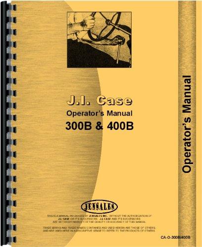 Download Case 400B Tractor Operators Manual PDF