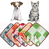 Startview 40×60cm Pet Warm Electric Heat Heated Heating Heater Pad Mat Blanket Bed Dog Cat, Your Pet Will Love This